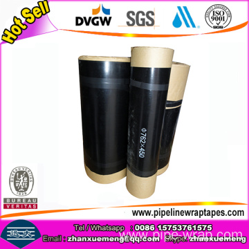 Petroleum Natural Gas And Heat Insulation Pipelines Protection Heat Shrinkable Sleeve